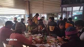 분당솔내음산악회송년산행