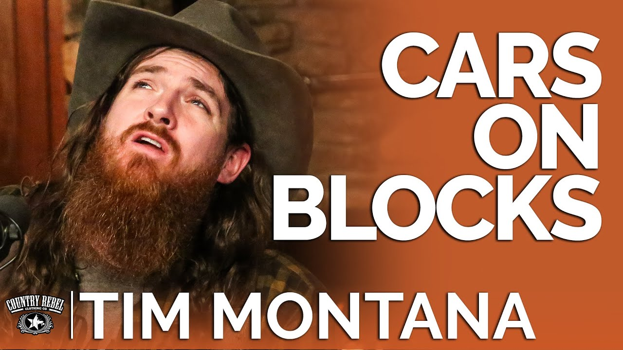 Tim Montana — Cars On Blocks (Acoustic) // Fireside Sessions
