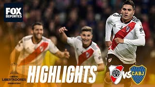 River Plate 3-1 Boca Juniors | HIGHLIGHTS | Final | Copa Libertadores