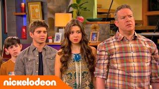 Грозная семейка | Переезд 🏡 | Nickelodeon Россия