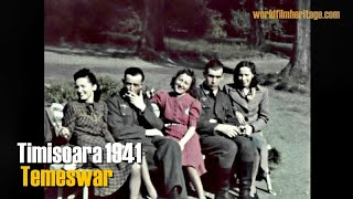 Temeswar 1941 - Timisoara - Temeschburg - Romania