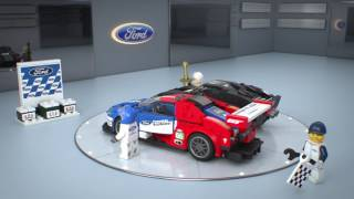 видео Ford GT 2016 года