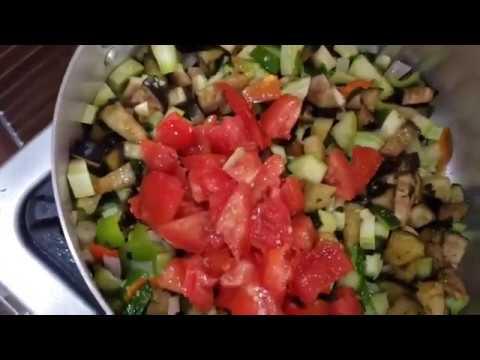 comment-préparer-la-ratatouille-et-le-poisson-au-four---faits-maison😋-|-cuisine-et-divers-de-rosette