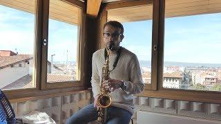 Tango para un loco – Saxofón solo – David Hernando Vitores