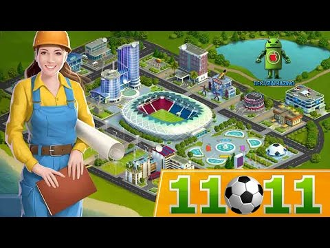 11x11 Online Football Manager Ios Android Gameplay Hd