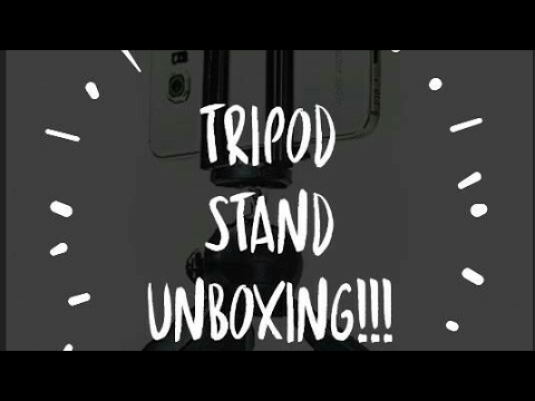 Budget Tripod Stand For Beginners on Youtube!!!