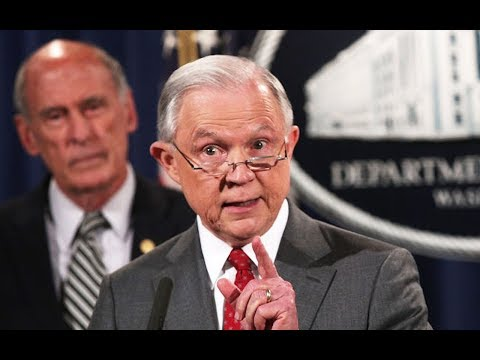 Jeff Sessions To Destroy Free Press To Catch Leakers