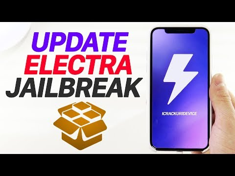 iOS 11 Jailbreak: Update Electra to NEW Version!!