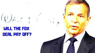 The Disney Take Over of Fox is Complete...Now What?