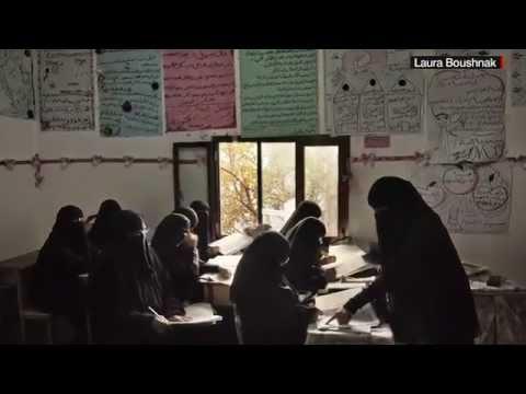 CNN   Laura Boushnak   Photographer showcases women's education in the Arab