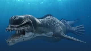10 SCARY PREHISTORIC ANIMALS