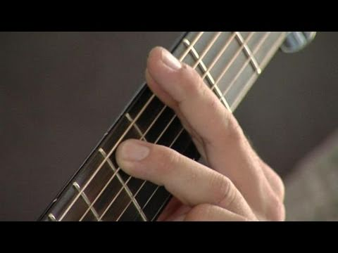 How To Play G Minor 7 Chord On Your Guitar Youtube