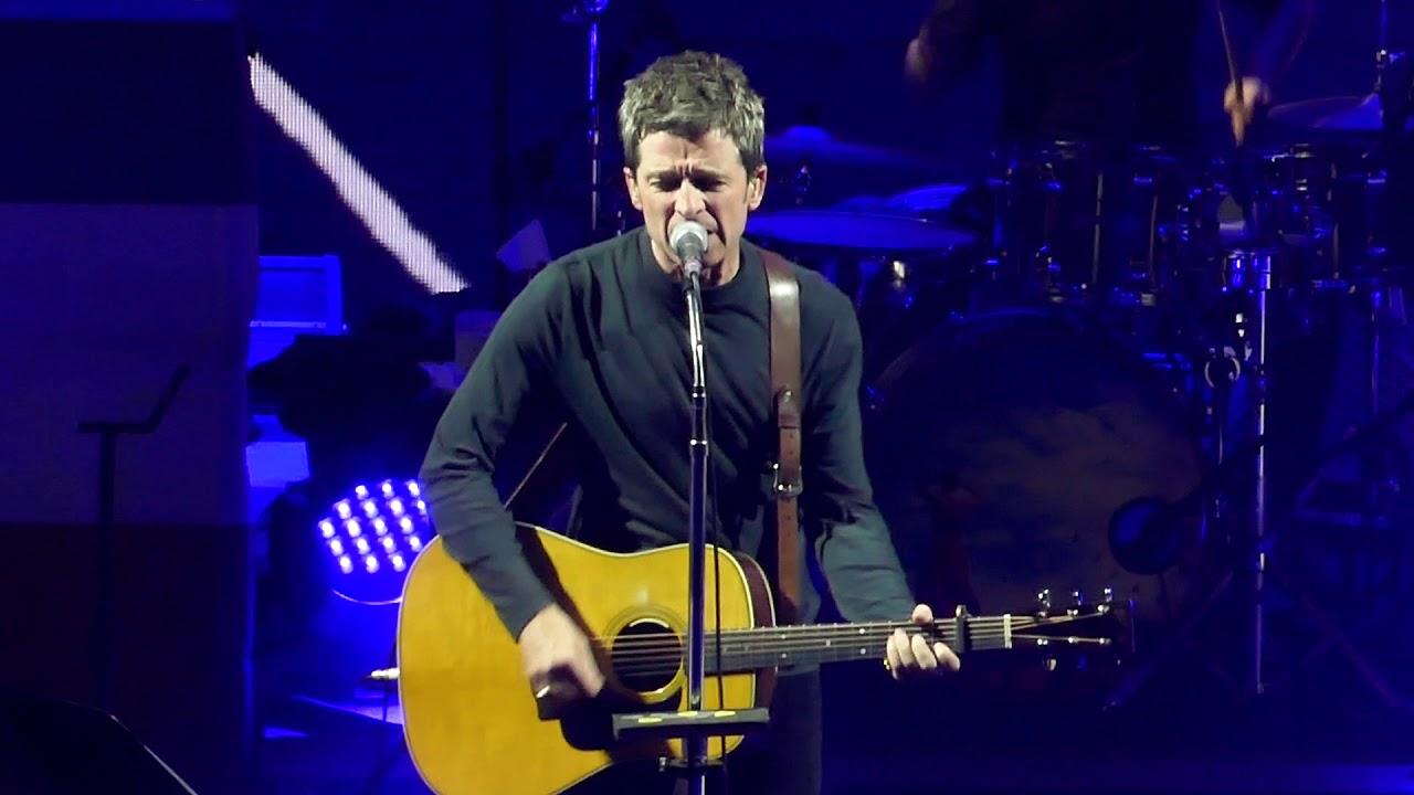 noel gallagher paris mars 2018 Noel Gallagher's High Flying Birds