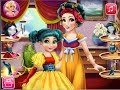 Snow White Mommy Real Makeover - Dress up games for girls