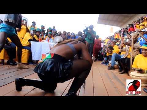 Makhadzi Performance Thulamela