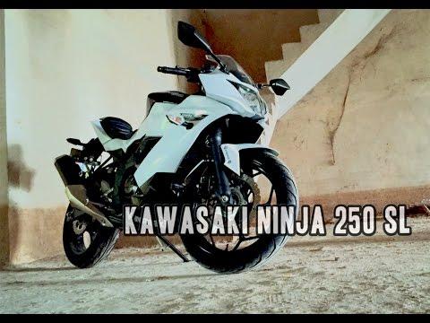 2015 Kawasaki Ninja 250SL ABS Test Ride : ขี่ทดสอบ คาวาซากิ นินจา 250 เอสแอล