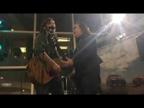 Denny Laine and Jack Byron - Honky Tonk Woman - Live 4/20/17