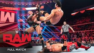 Download FULL MATCH - Drew McIntyre vs. Randy Orton vs. AJ Styles – Triple Threat Match: Raw, Jan. 13, 2020
