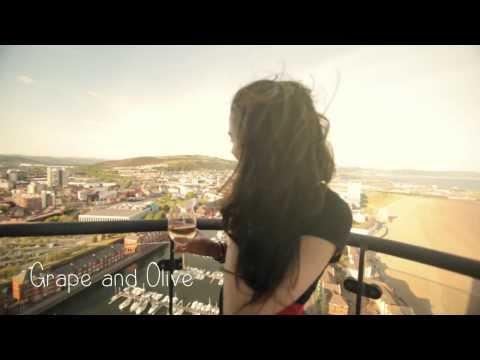 Valentine's Day: Swansea Bay