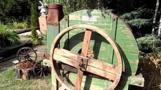 wialnia stare maszyny rolnicze