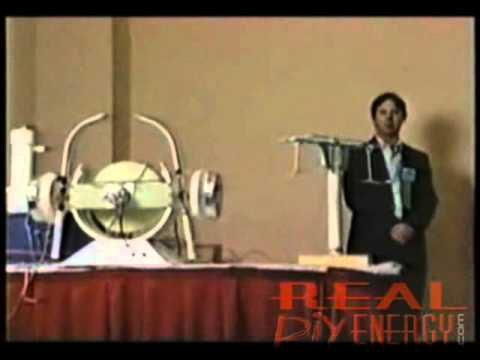Thomas Townsend Brown, Larry Deavenport on Anti Gravity and Free Energy