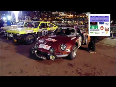 Rallye Monte-Carlo Historique 2018, 21e Edition, Etape Finale