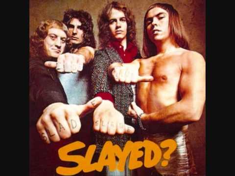 Slade - Slayed? 1972 - Album Preview