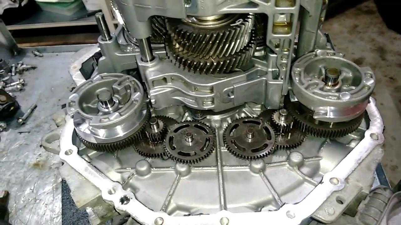 Dps6 Powershift Ford