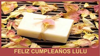Lulu   Birthday Spa - Happy Birthday