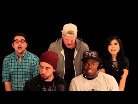 Pentatonix - Evolution of Beyonce