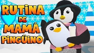 🐧THE PINGING MAMA'S RUTINE LOCATION! 😱 - ADOPT ME - ROBLOX