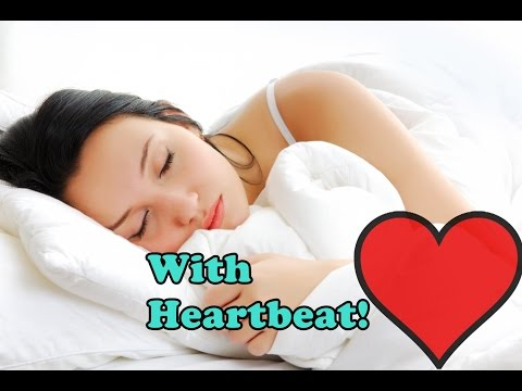 ASMR - 1 Hour Sleeping Next to Someone + Heartbeat! (Breathing, Snoring, Mouth Sounds)