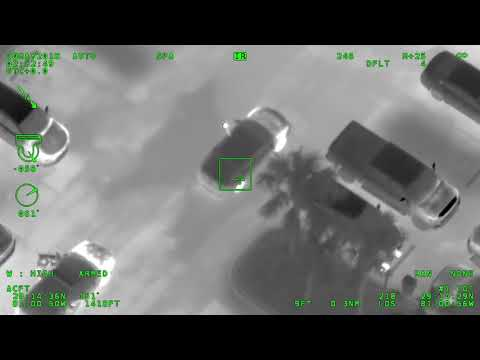 Volusia video shows arrest of Alachua County shooting suspect