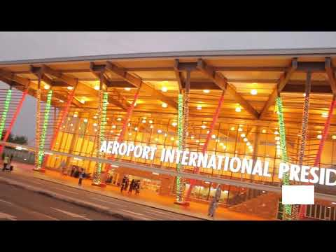 AÉROPORT INTERNATIONAL  DE BAMAKO 2018