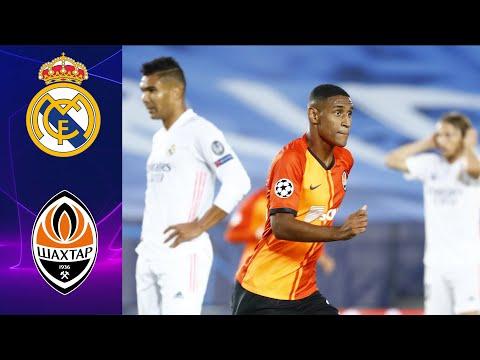 Реал Мадрид - Шахтер. Лига Чемпионов 2020 1-й тур. ОБЗОР | FIFA-Ванга