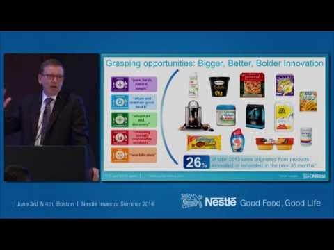 Nestlé in the USA | Paul Grimwood, Chairman & CEO, Nestlé USA