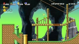 Newer Super Mario Bros. Wii - World E
