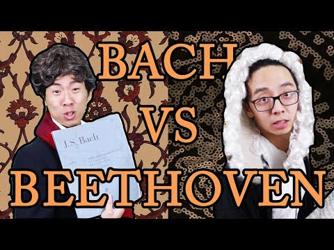 BACH vs BEETHOVEN (Diss Track)