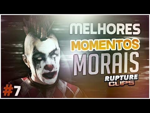 #7 MORAIS: TWITCH MELHORES MOMENTOS