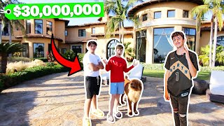 Day In The Life Of The RICHEST KID IN AMERICA! Ft. Faze Rug