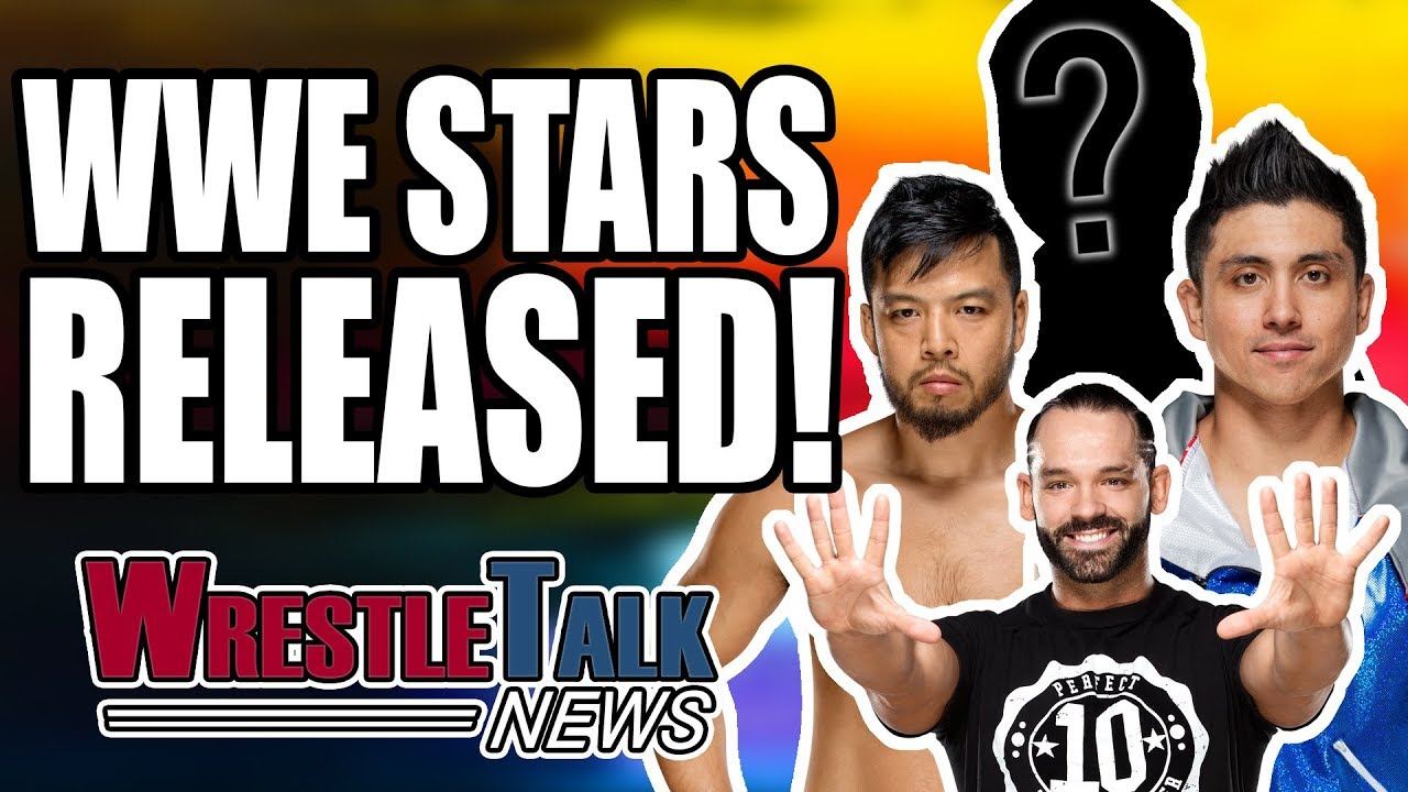 WrestleTalk News   WWE & AEW LOSE To ROH! AEW Signs Former