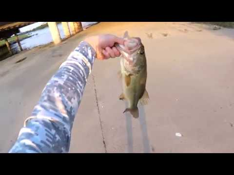 Fishing In Dallas, Texas - May 2019