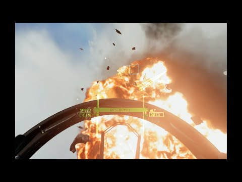 Ace Combat 7: Skies Unknown: Quick Look