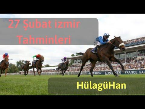 27 Şubat Izmir Altılı At Yarışı Tahminleri Ve Altılı Için Bankoları - TJK