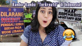 Rambu-Rambu INDONESIA ter-LUCU!!
