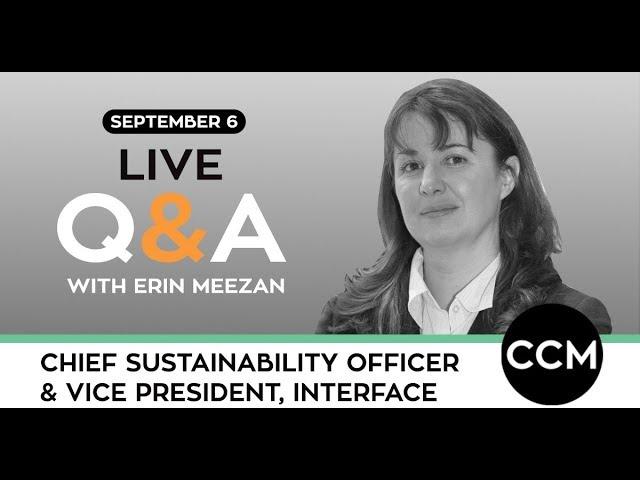 Erin Meezan Q&A