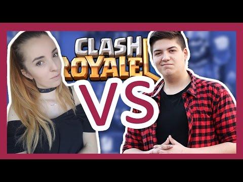 Clash Royale - Kovalska VS Clash Of Serbia