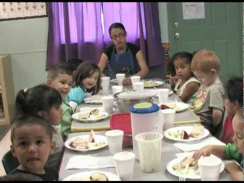 Family Style Meals In The Childcare Setting Youtube