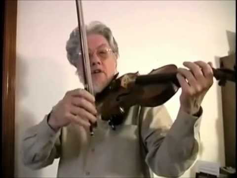 Violin Music Lesson One - Eric Lewis