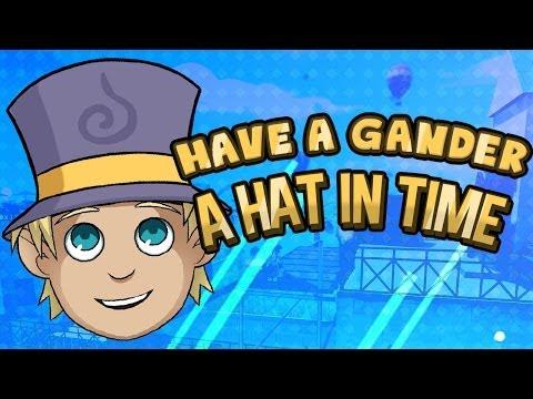 A Hat In Time - Alpha Build (Have A Gander)
